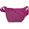 Osprey Flap Jill Micro Shoulder Bag Women Dark Magenta